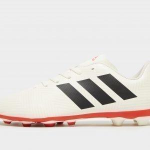 Adidas Initiator Nemeziz 18.4 Fg Valkoinen