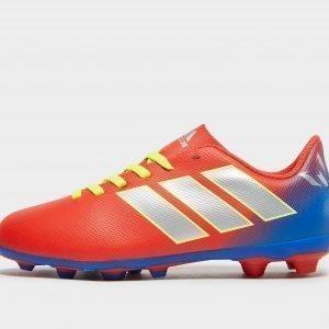 Adidas Initiator Nemeziz 18.4 Messi Fg Punainen