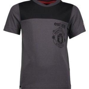 Adidas J Yb Fc Mufc Tee t-paita
