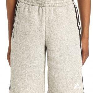 Adidas Linear Fleece Shortsit Harmaa