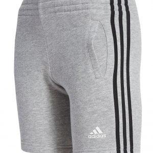 Adidas Linear Shortsit Harmaa