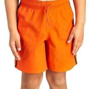 Adidas Linear Uimashortsit Energy Orange / Black