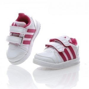 Adidas Lk Trainer 7 Cf Toddler Matalavartiset Tennarit Valkoinen