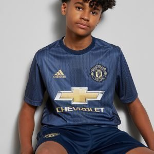Adidas Manchester United 2018/19 Third Paita Laivastonsininen
