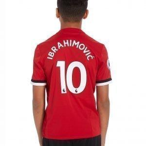 Adidas Manchester United Home 2017 Ibra #10 Shirt Punainen