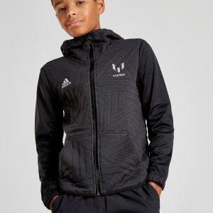 Adidas Messi Hoodie Musta