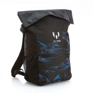 Adidas Messi K Backpack Reppu Musta