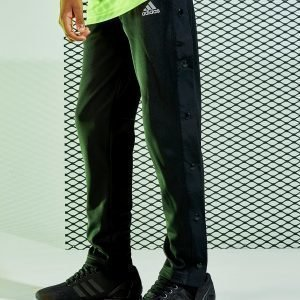 Adidas Messi Knit Pants Musta