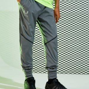 Adidas Messi Track Pants Harmaa