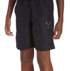 Adidas Messi Woven Shorts Musta