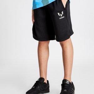 Adidas Messi Woven Shortsit Musta