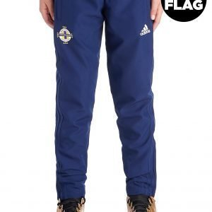 Adidas Northern Ireland 2018 Woven Pants Laivastonsininen