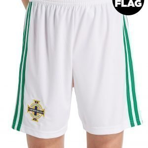 Adidas Northern Ireland 2018/19 Home Shorts Valkoinen
