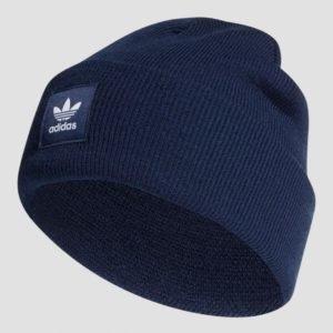 Adidas Originals Ac Cuff Knit Hattu Sininen