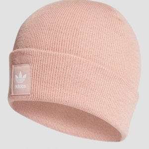 Adidas Originals Ac Cuff Knit Hattu Vaaleanpunainen
