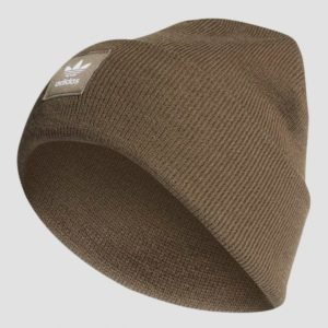 Adidas Originals Ac Cuff Knit Hattu Vihreä