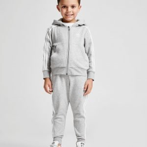 Adidas Originals Adicolour Full Zip Suit Harmaa
