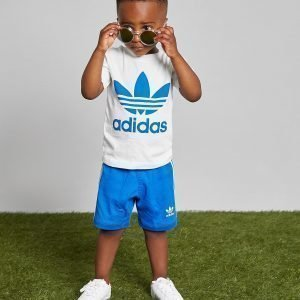 Adidas Originals Adicolour T-Shirt / Shorts Set Infant Sininen