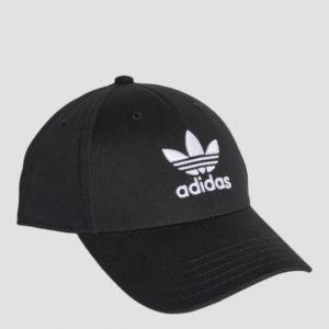 Adidas Originals Baseb Class Tre Lippis Musta
