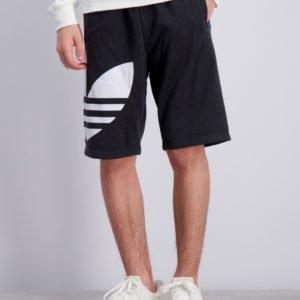 Adidas Originals Bg Trefoilshort Shortsit Musta