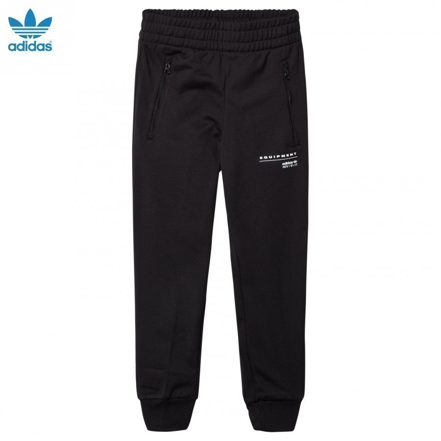 Adidas Originals Black Equipment Track Pants Verryttelyhousut