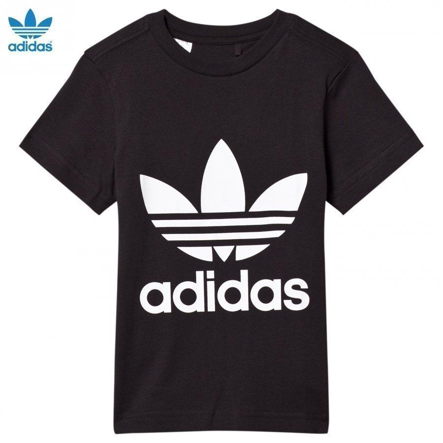 Adidas Originals Black Logo Tee T-Paita
