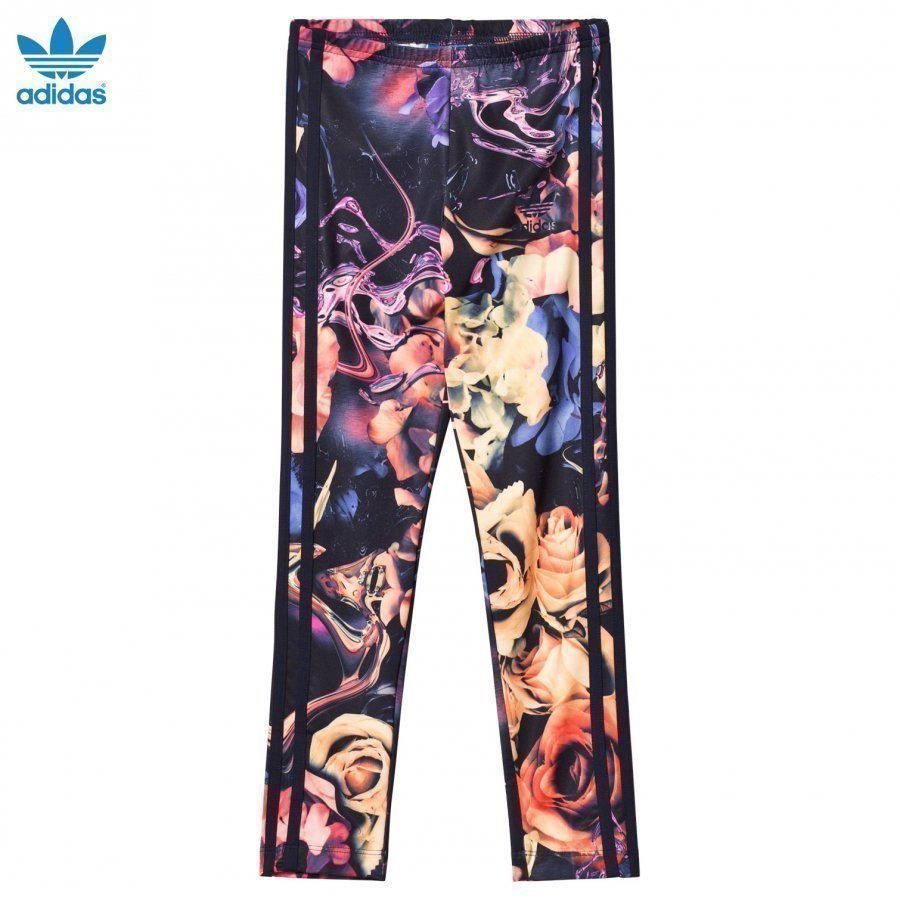 Adidas Originals Black Rose Leggings Legginsit