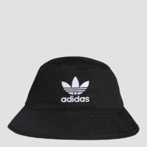 Adidas Originals Bucket Hat Ac Lippis Musta