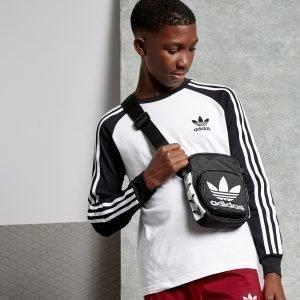 Adidas Originals California Long Sleeve T-Paita Valkoinen