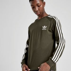 Adidas Originals California Long Sleeve T-Paita Vihreä