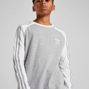 Adidas Originals California Long Sleeve T-Shirt Harmaa