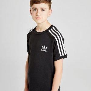 Adidas Originals California T-Paita Musta