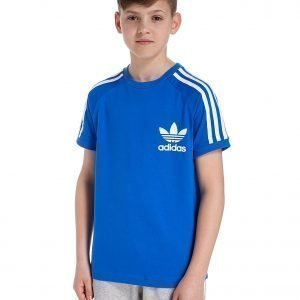 Adidas Originals California T-Paita Sininen