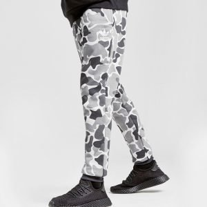 Adidas Originals Camo Fleece Track Pants Harmaa