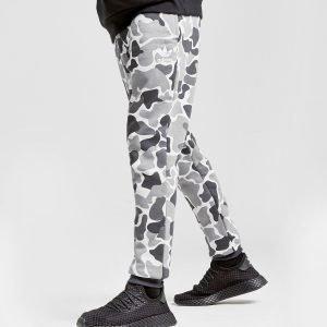 Adidas Originals Camo Fleece Track Pants Harmaa
