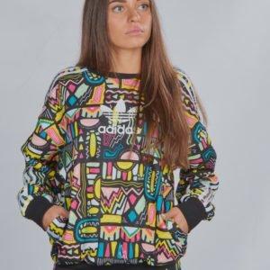 Adidas Originals Crew Neule Kirjava