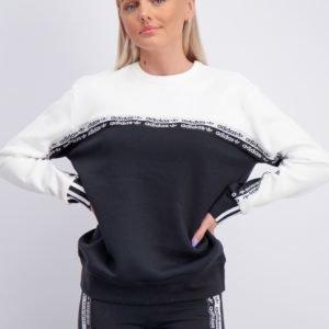 Adidas Originals Crew Neule Musta