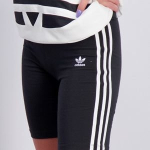 Adidas Originals Cycling Shorts Shortsit Musta