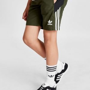 Adidas Originals Euro Woven Shortsit Cargo / Black / White