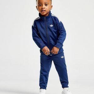 Adidas Originals Flamestrike Tracksuit Infant Sininen
