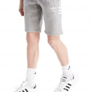 Adidas Originals Fleece Short Harmaa