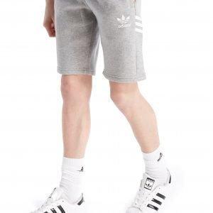 Adidas Originals Fleece Short Harmaa