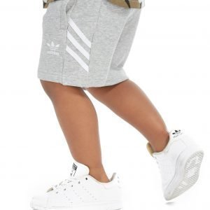 Adidas Originals Fleece Shortsit Harmaa