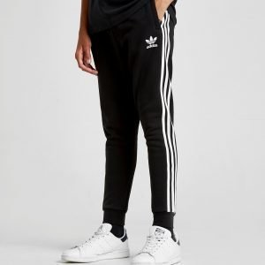 Adidas Originals Fleece Track Pants Musta