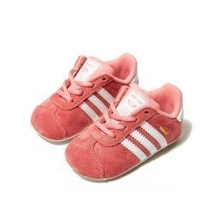 Adidas Originals Gazelle Crib Vaaleanpunainen