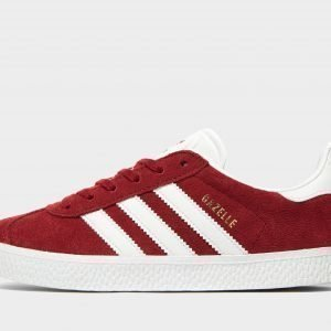 Adidas Originals Gazelle Ii Burgundy / White