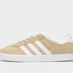 Adidas Originals Gazelle Ii Nude / White