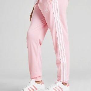 Adidas Originals Girls' Superstar Verryttelyhousut Vaaleanpunainen