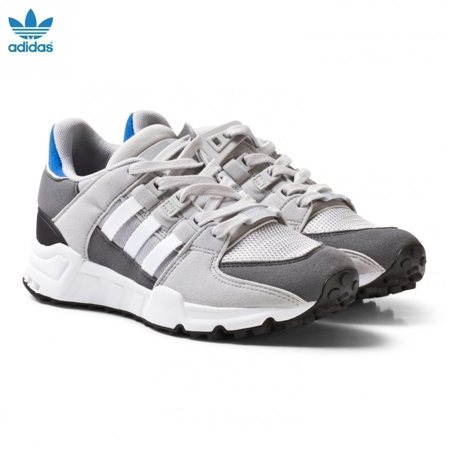 Adidas Originals Grey Eqt Support Junior Trainers Lenkkarit