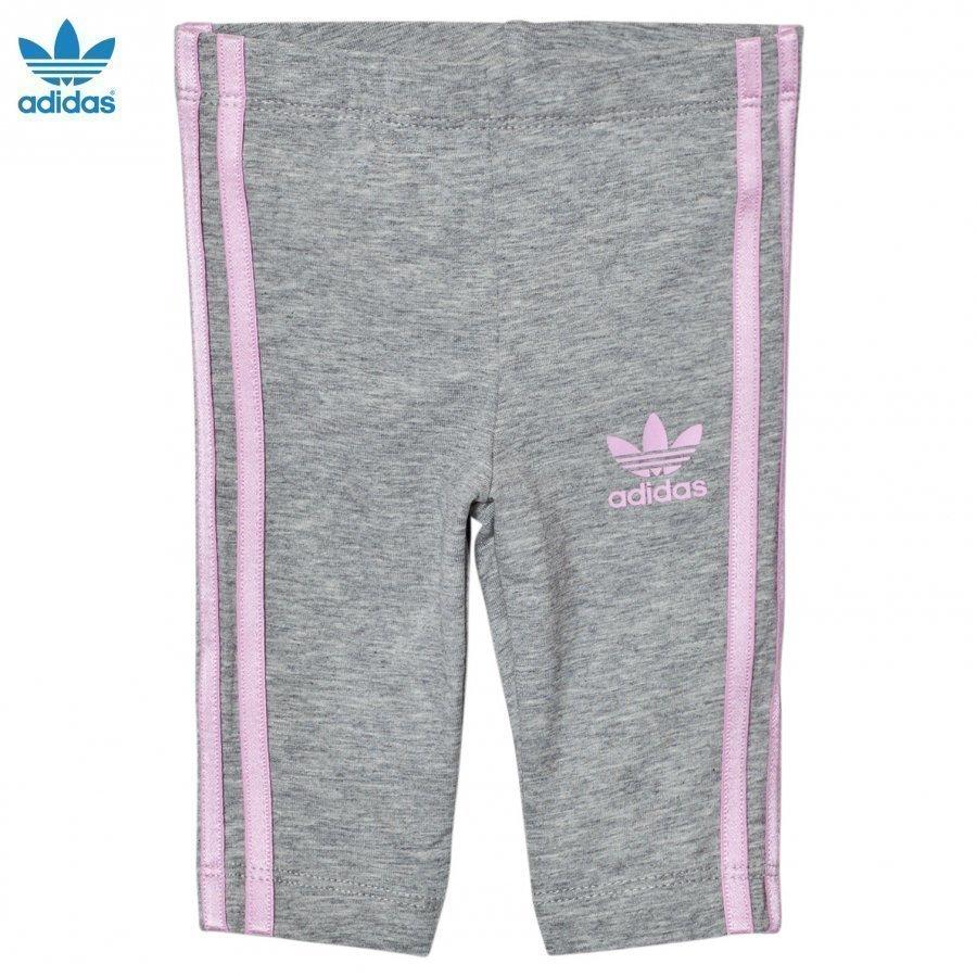 Adidas Originals Grey Infants Leggings Legginsit